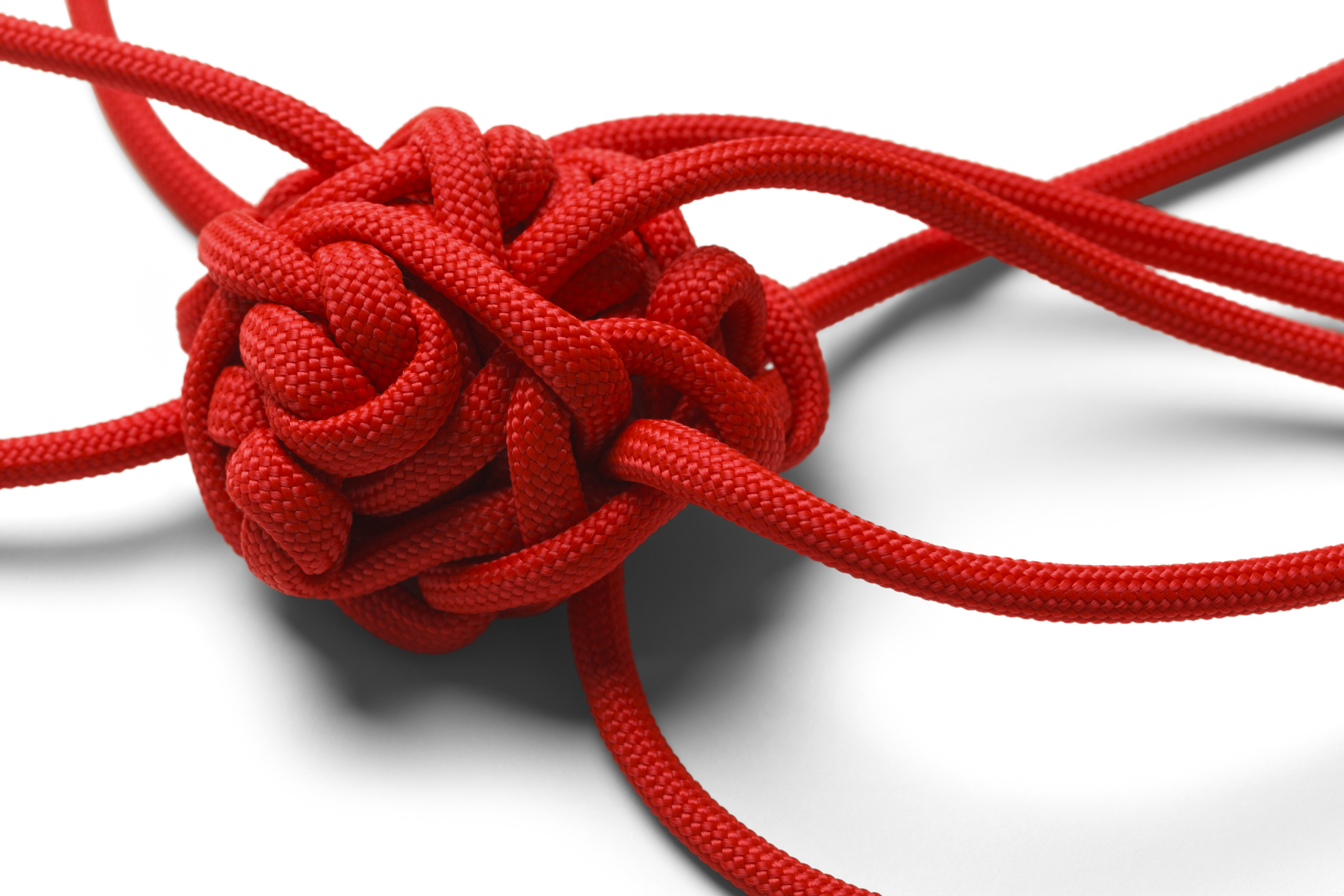 What Do Tangled Ropes and Breaking Habits Have in Common?